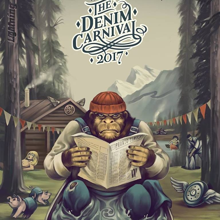 Pronto Presents The Denim Carnival 2017 Event