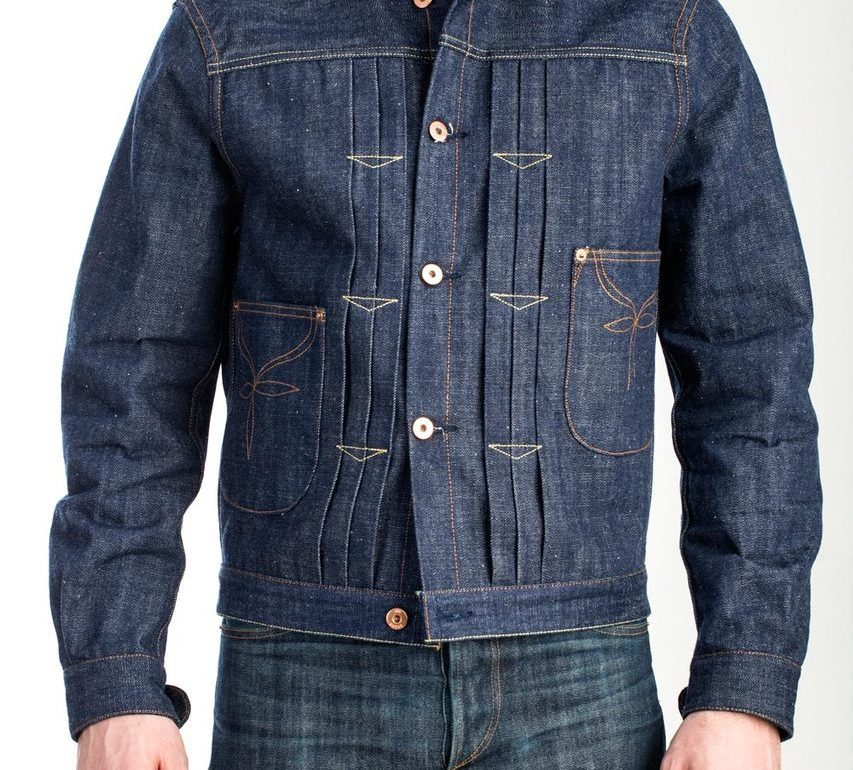 JWJ El Patron Loomstate Denim Jacket