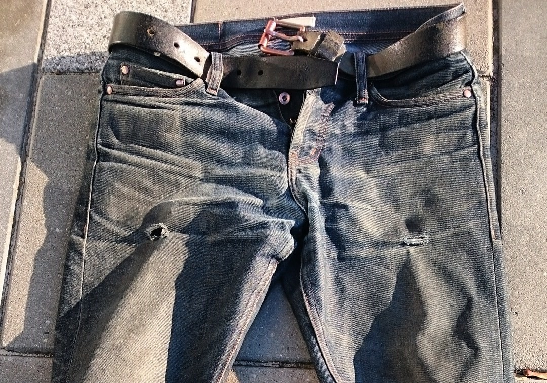 Worn-Out Projects: Unbranded UB201 Jeans
