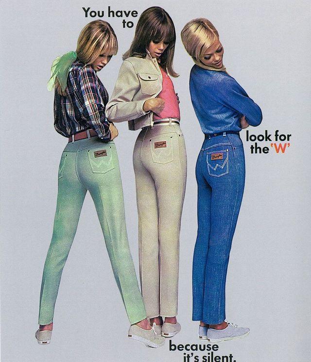 Wrangler Jeans Celebrates 70th Years Anniversary - Long John