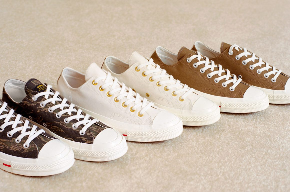 Converse X Carhartt Chuck Taylor All Star Collaboration