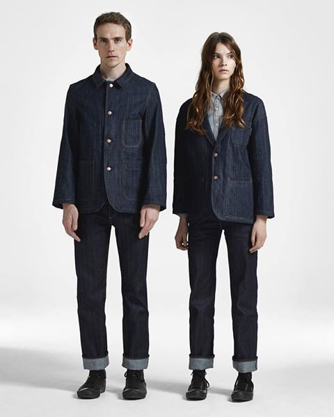Lavenham X Blackhorse Lane Ateliers Denim Collab
