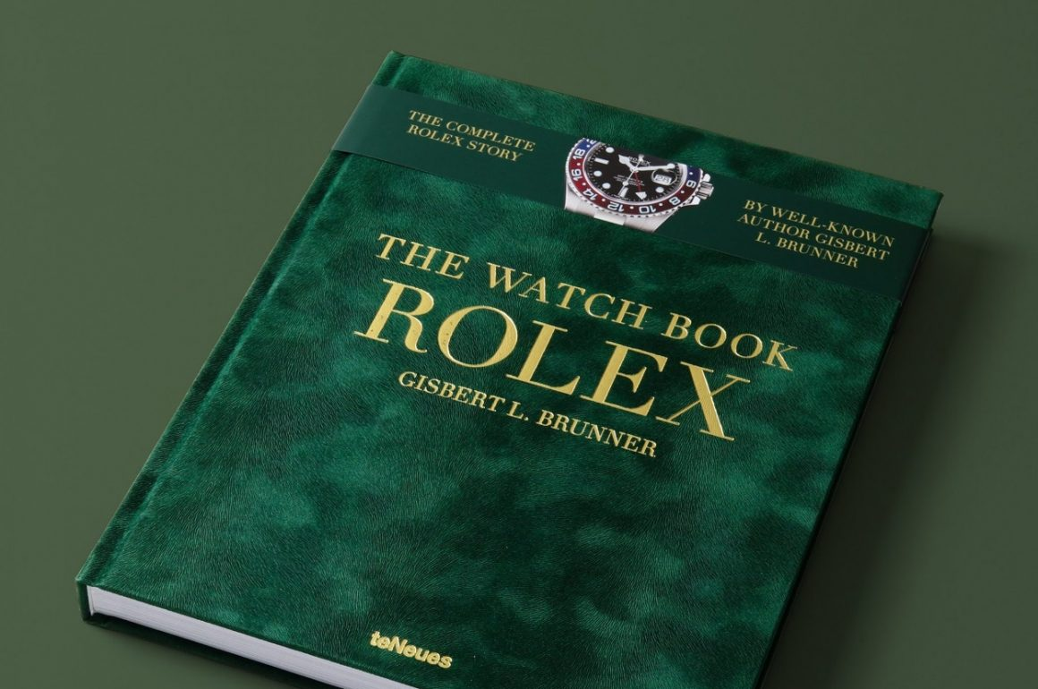 The Watch Book – Rolex by Gisbert L. Brunner
