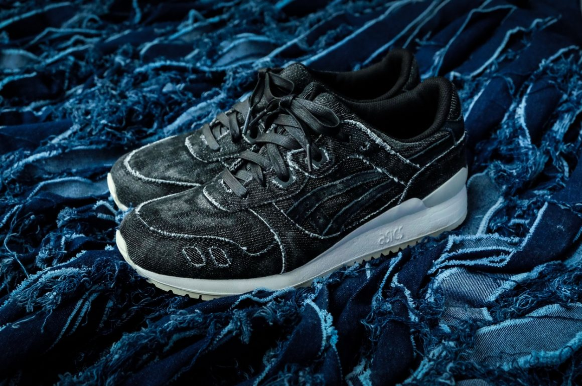 ASICSTIGER X Sneaker District GEL-LYTE III Edition