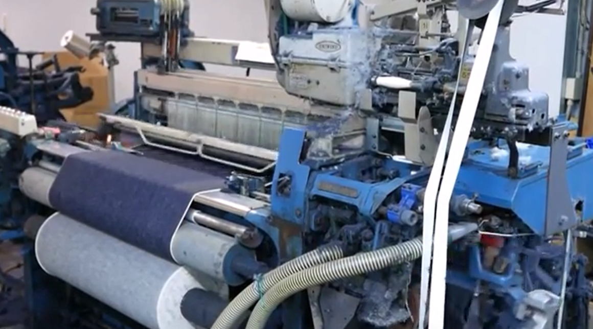 The Lovely Sound Of A Shuttle Loom