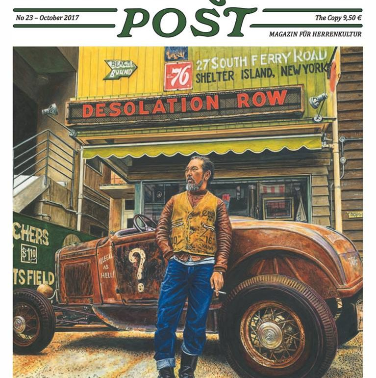 The Heritage Post Magazine – No. 23 October '17