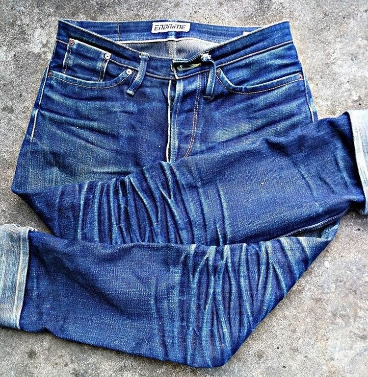 Worn-Out Projects X Endrime Jeans