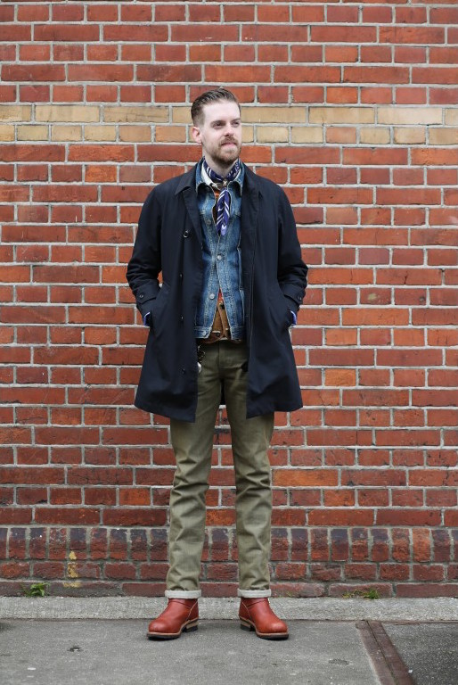 Michael Van Hal Collector Holland Long John Blog Footwear Redwing Red Wing Boots Goodyear Welted Goodyearwelted