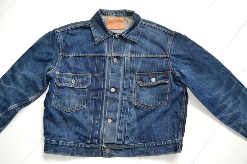 Vintage Levi's Jeans 507XX (Type 2) Big E Jacket