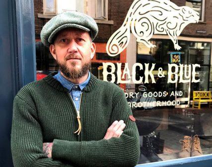 Black & Blue Store Nijmegen