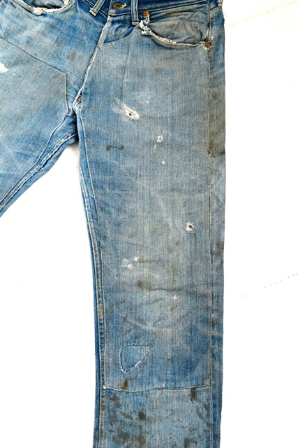 Original Vintage Lee Cowboy Jeans From The 1940's - Long John