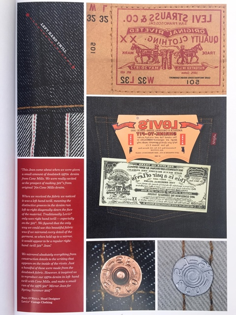 Levis Vintage Clothing Lvc Spring Summer 17 Long John