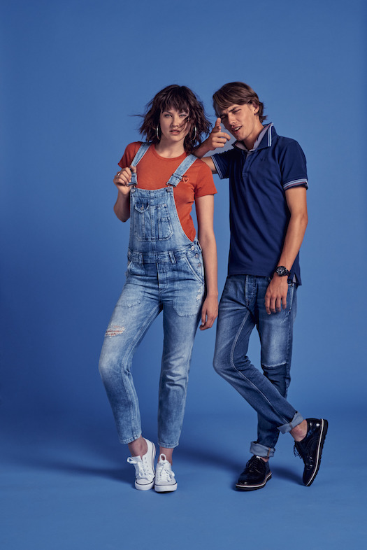 Pepe Jeans Back To The Future Collection Long John