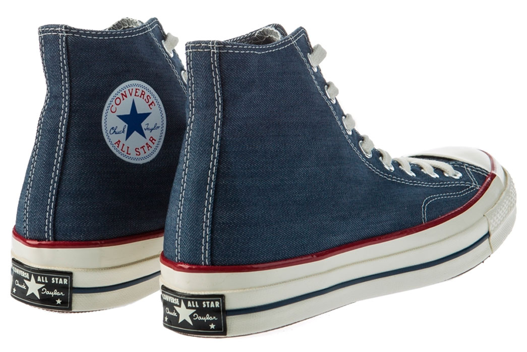 4c2f96d436d Converse Chuck Taylor All Star 70 Insignia Blue - Long John