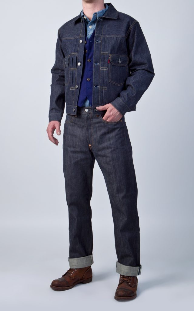 The History of the Levi's 507XX (Type 2) Jacket