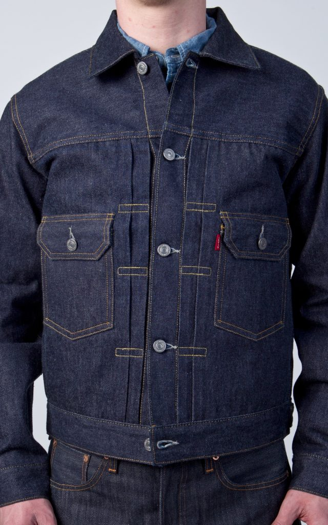 86f9cd92 The Levi's 507XX – Type 2 jacket is available at the online store Cultizm.  Check it here.