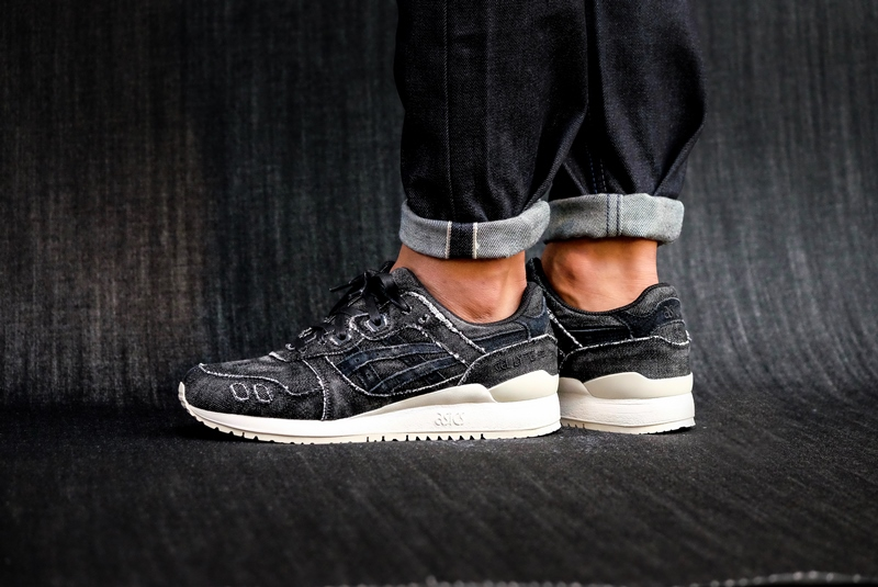 "ASICSTIGER is launching the ""GEL LYTE III Japanese Black"