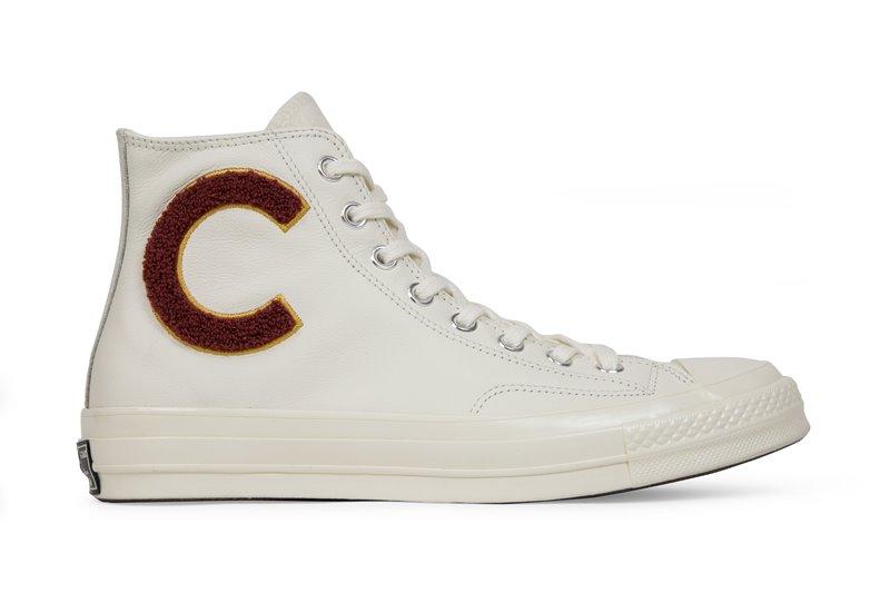 cf39952560aa Converse Chuck Taylor All Star  70 Hi Varsity Jacket - Long John