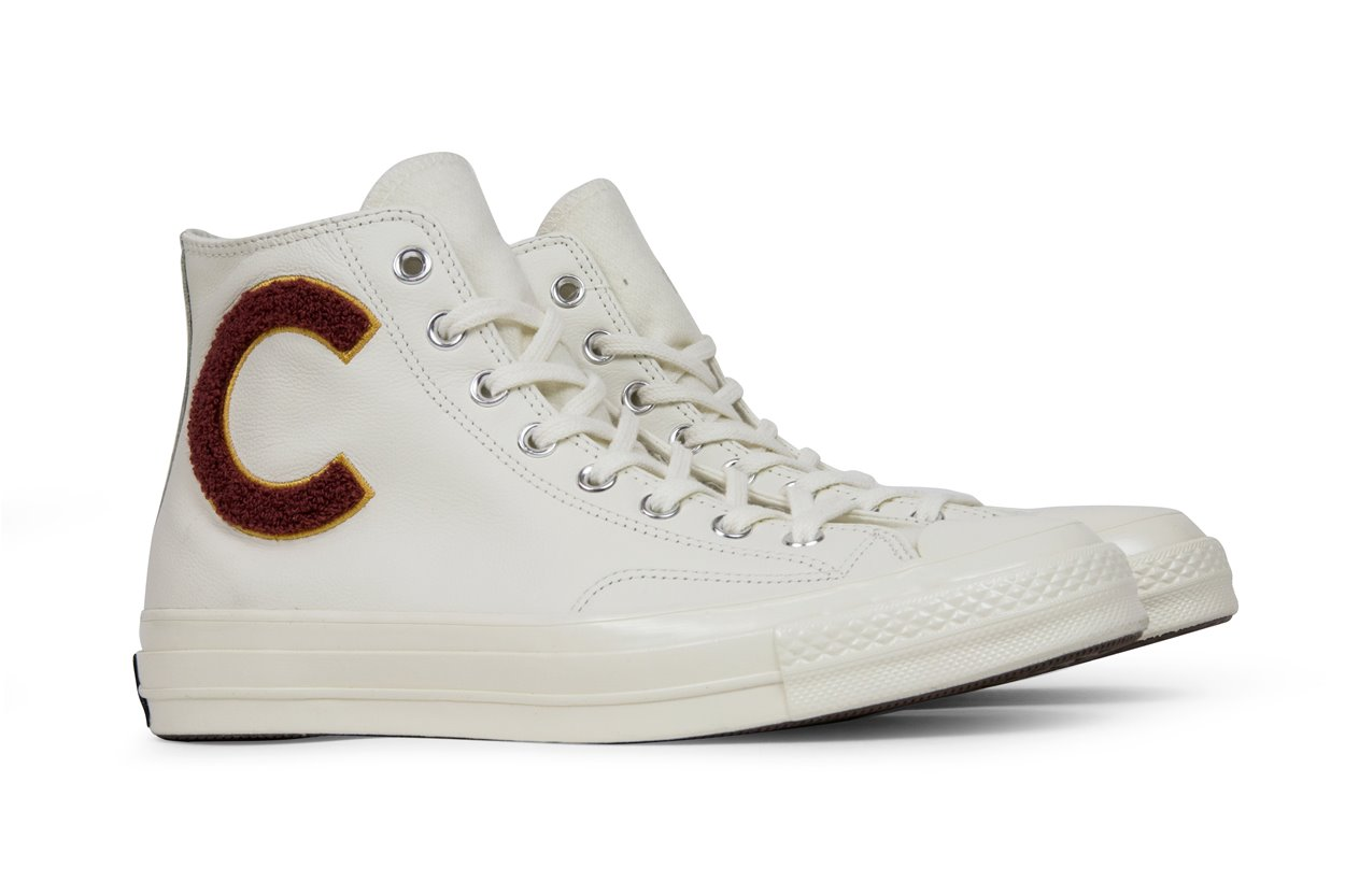 Converse Chuck Taylor All Star '70 Hi Varsity Jacket Long John