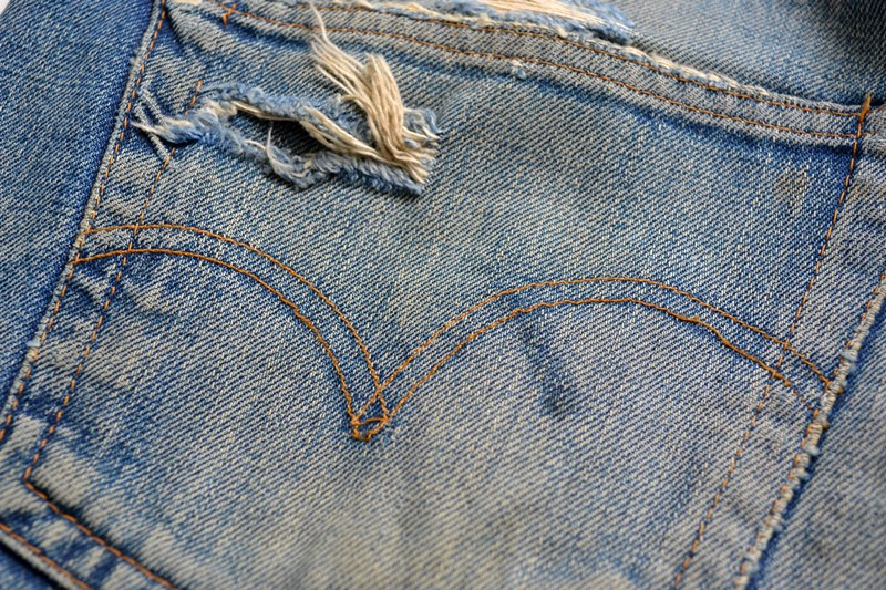 Learn The 7 Key Details From Levi's Jeans Back Pocket - Long