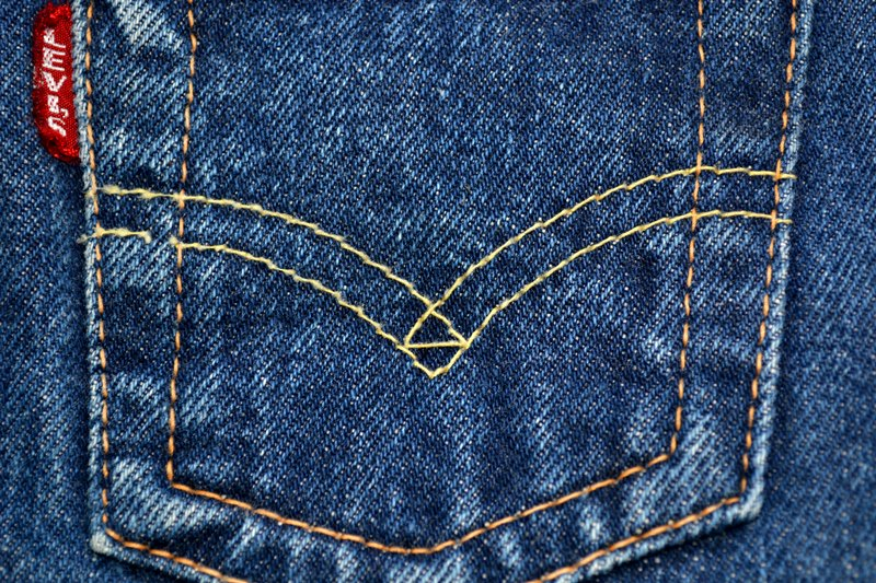 Learn The 7 Key Details From Levi's Jeans Back Pocket