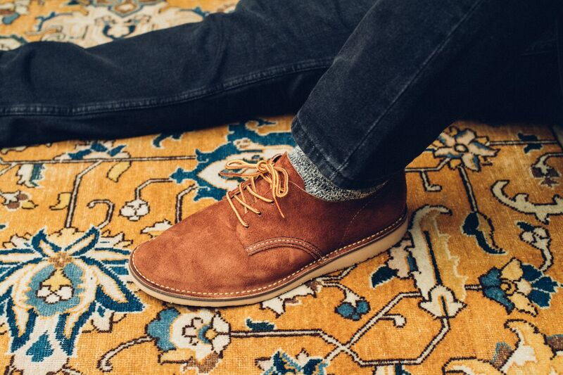Red Wing Shoes 3306 Weekender Oxford & 3326 Chukka