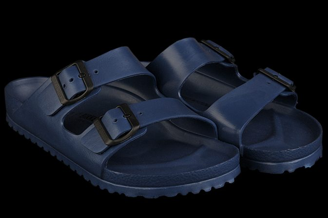 Birkenstock Arizona Eva In Navy Colour