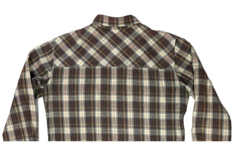 fbc longjohn western shirt