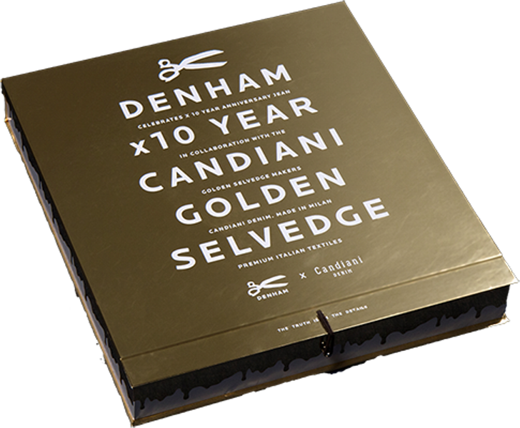 Denham The Jeanmaker Golden Ticket Contest