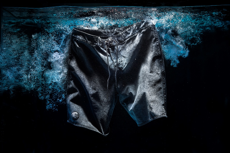 O'Neill X ISKO Launched World's First Denim Boardshort