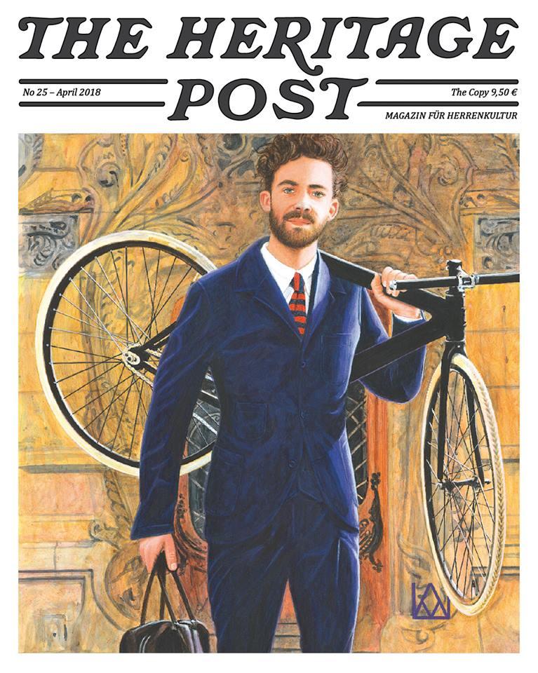heritage post magazine longjohn