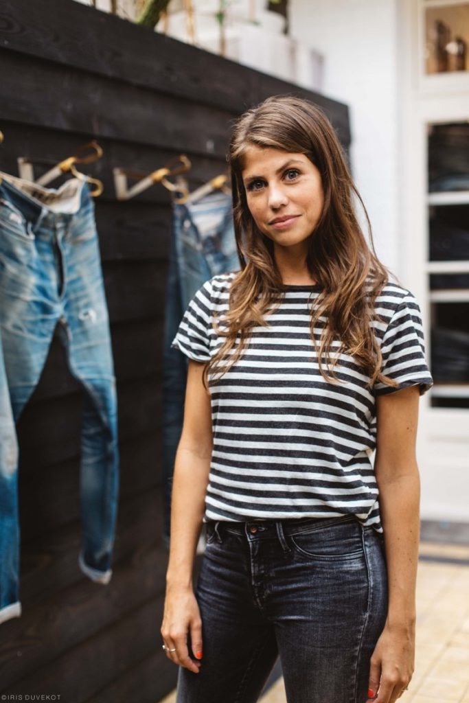 MEET THE PERSON  16  Maggy Tuijp (Denim Development at Denham ... cb0f927638