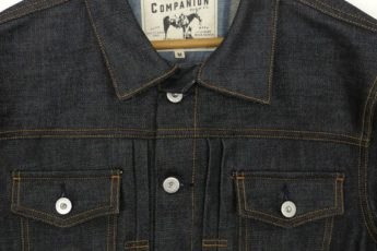 companion denim longjohn