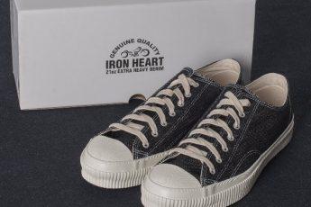 iron heart long john