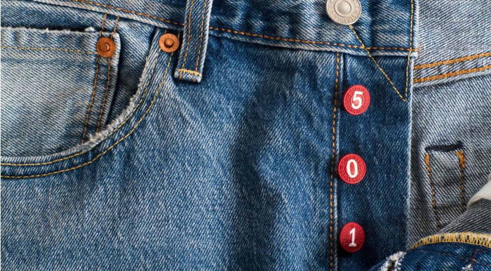 levis jeans longjohn