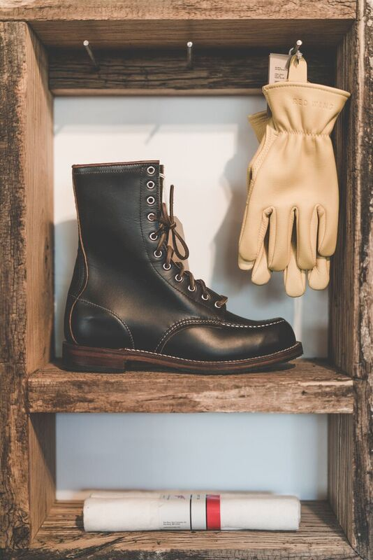 red wing amsterdam longjohn