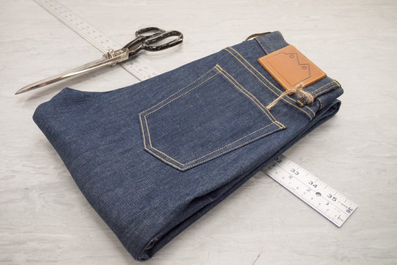 Blackhorse Lane Ateliers Launched First Women Jeans
