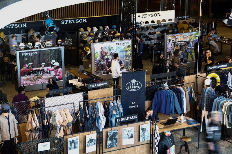 Selvedge Run Berlin Trade Show No. 7 Recap