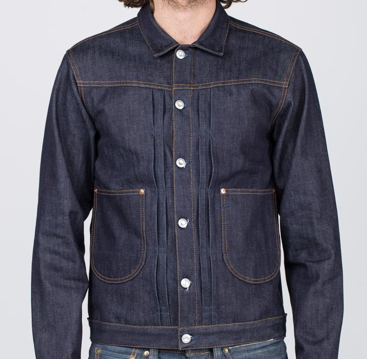 d309dc1acba80 Benzak Launched First Selvedge Denim Jacket