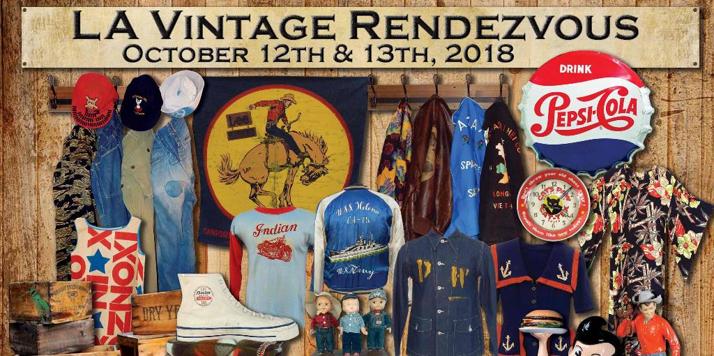 New La Vintage Rendezvous Show Coming This October