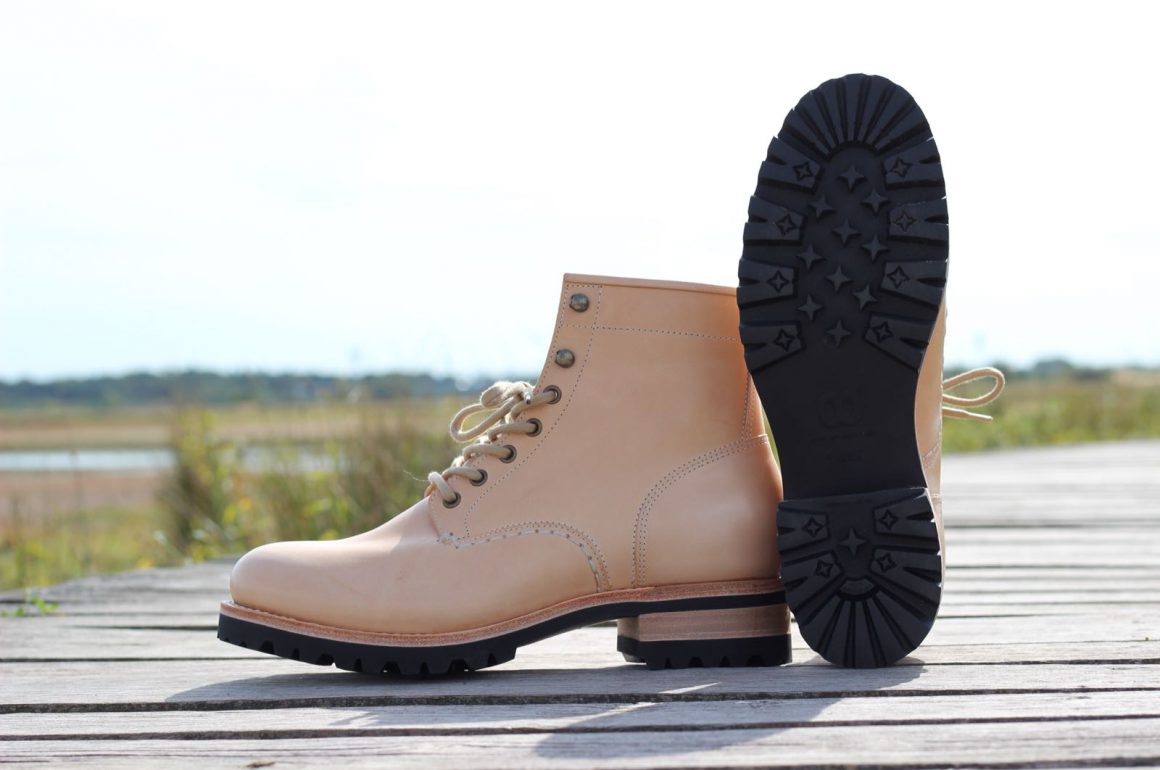 Butts And Shoulders Presents New Worker Boots