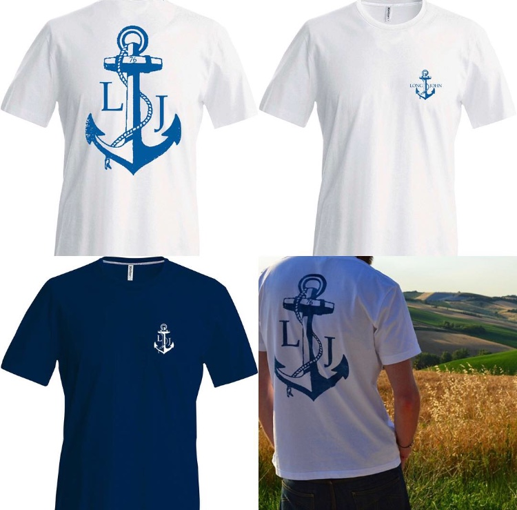 New Batch Of Long John Anchor T-Shirts