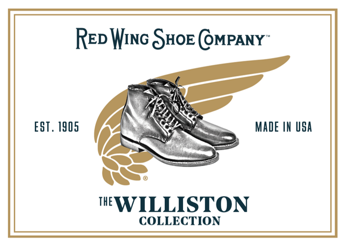 red wing williston