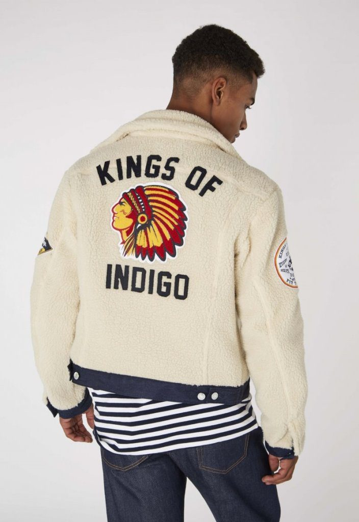 kings of indigo longjohn