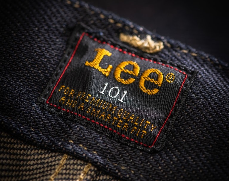 The Making Of A Pair Of Lee 101z Jeans