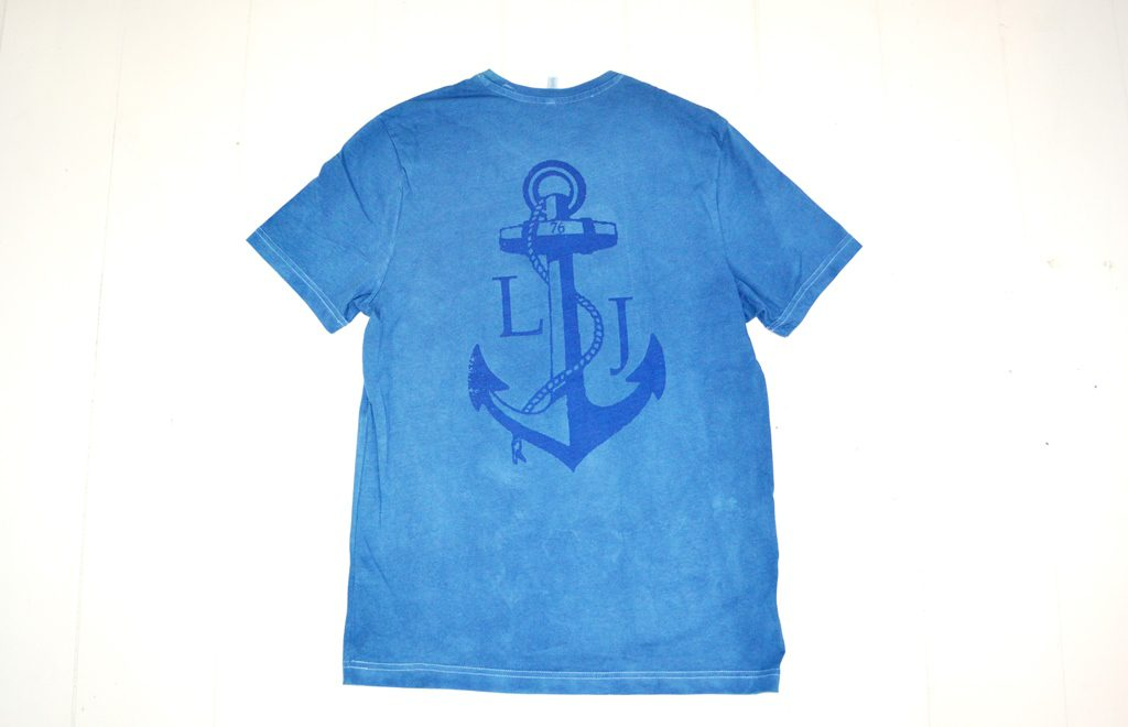 longjohn indigo shirt