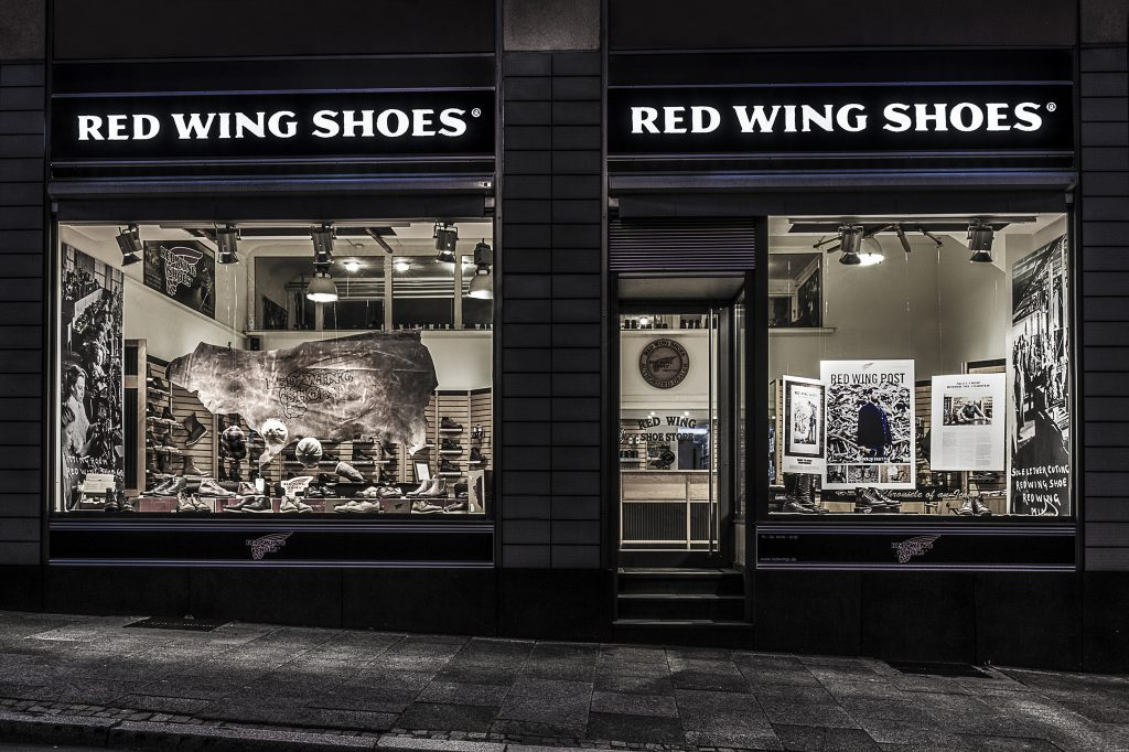 red wing frankfurt