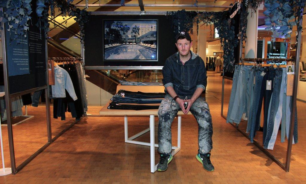 Ian Berry At Retailer Selfridges & Co London