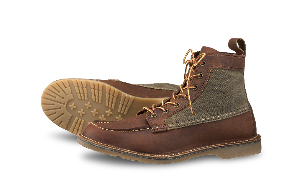 The New Red Wing Shoes Wacouta 3335 Boots