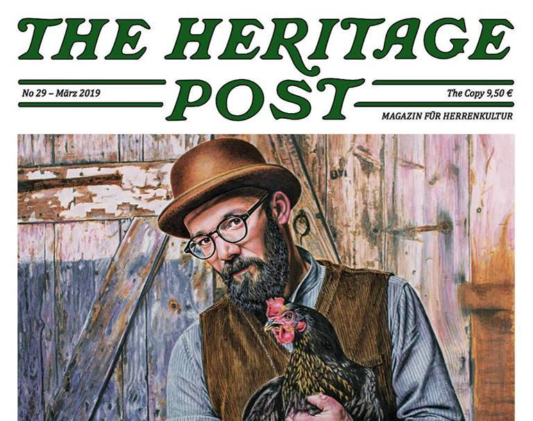The Heritage Post Magazine No. 29 – March '19